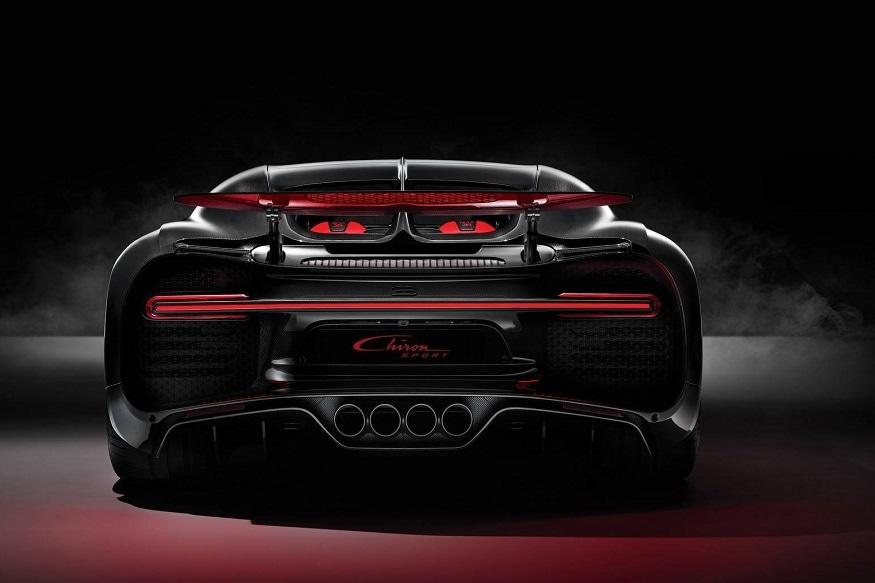 2018 Geneva Motorshow, Bugatti Chiron