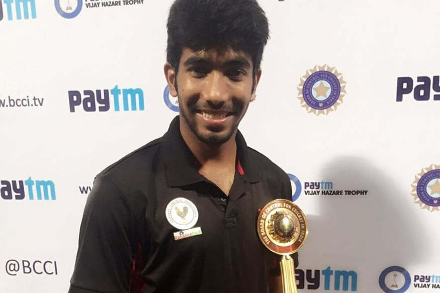 'Had One Pair of Shoes, T-shirt' - Bumrah Recalls Childhood Struggles