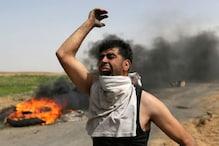 Palestinian Killed by Israeli Strike Ahead of Gaza Protest