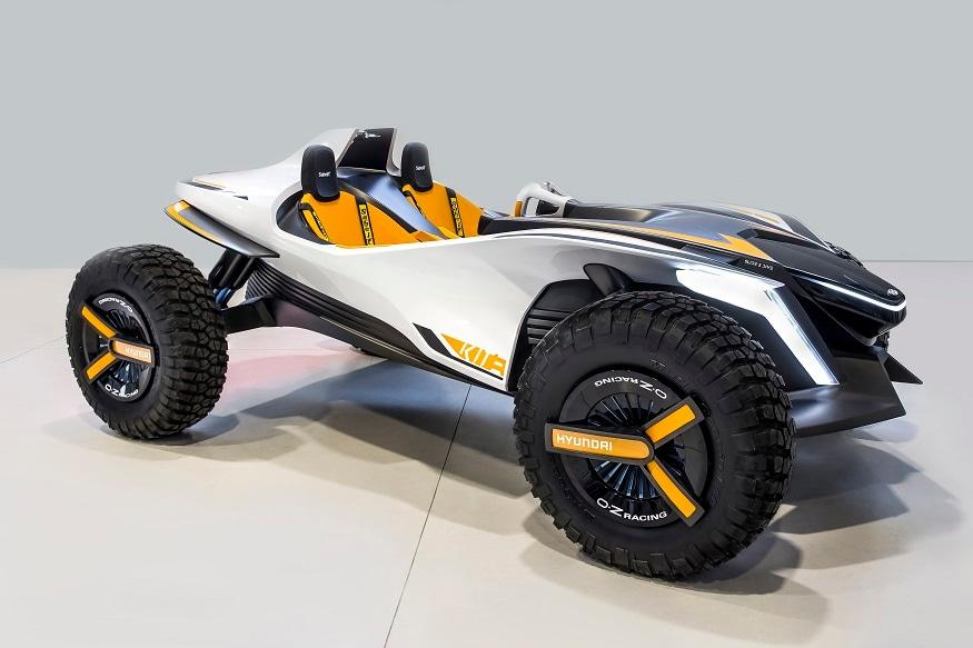 Hyundai Kite Concept. (Image: Hyundai)