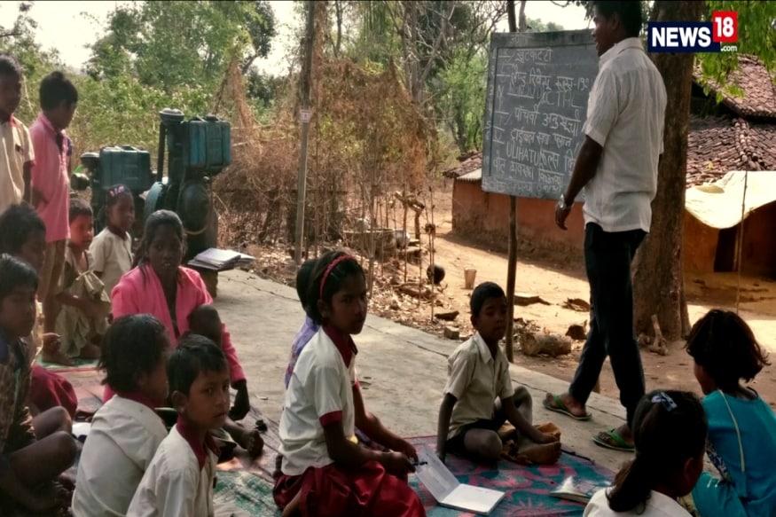 Inside the schools of Adivasistan.