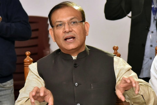 File photo of Union Minister Jayant Sinha. (PTI)