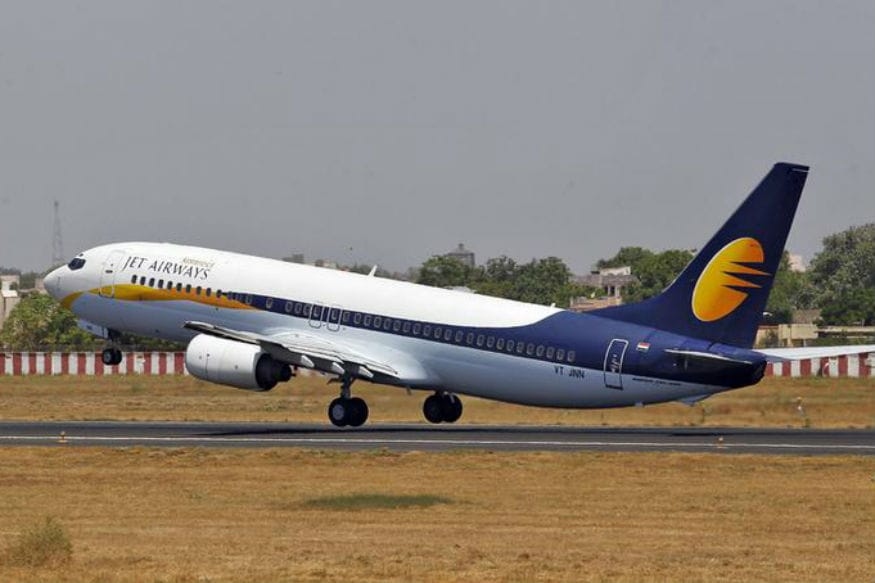 Jet Airways Likely to Get Over Rs 3,000 Crore