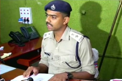 Superintendent of Police in Jharkhand's Chatra.