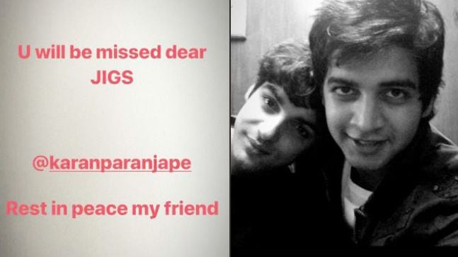 Shocking: Dill Mill Gayye actor Karan Paranjpe passes away at 26