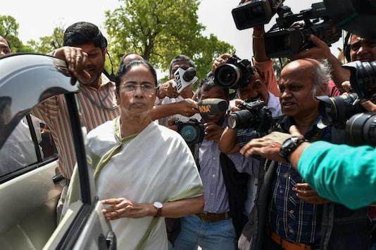 File photo of West Bengal CM Mamata Banerjee. (PTI)