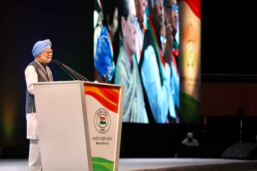 PM Modi Promised 2 Crore Jobs, We Have not Seen Even 2 Lakh: Manmohan Singh