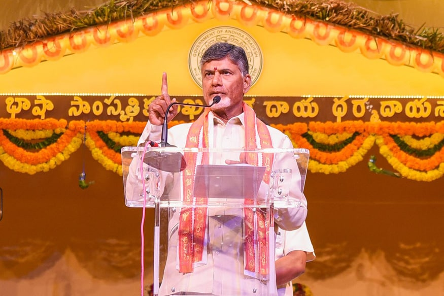 Chandrababu Naidu Disputes Shahs Open Letter, Says it is Full of False