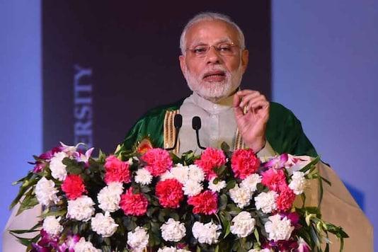 File photo of PM Narendra Modi.