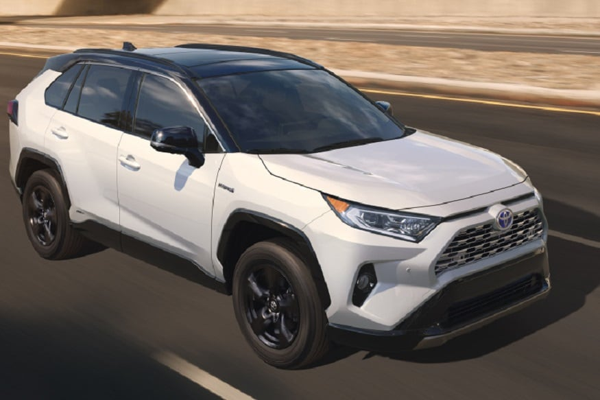 All-new 2019 Toyota RAV4. (Image: AFP Relaxnews)