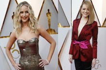 Oscars 2018: Emma Stone, Jennifer Lawrence And Other Stars Who Ruled The Red Carpet