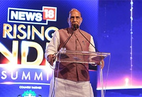 LIVE COVERAGE: News18 Rising India Summit - Day Two