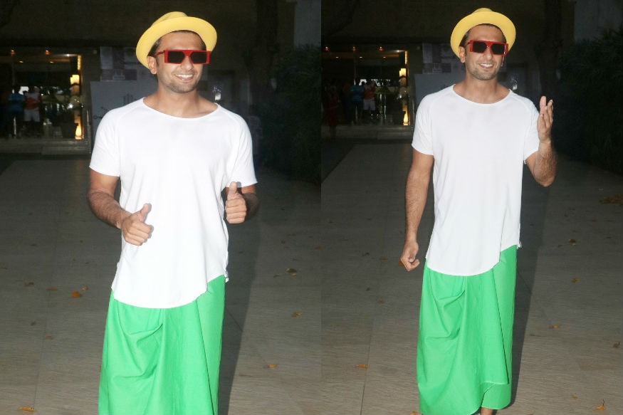 (Photo: Ranveer Singh/ Yogen Shah)