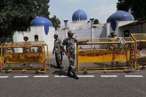 Pakistan High Commission in New Delhi (File photo: PTI)