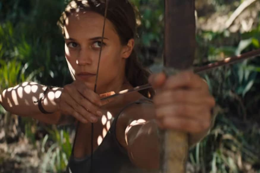 Tomb Raider Movie Review: Vikander Makes Her Coming of Age Entirely Convincing