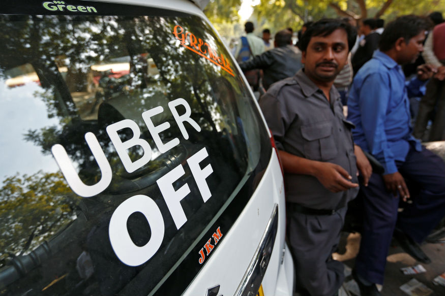 Uber Launches New Driver App in India