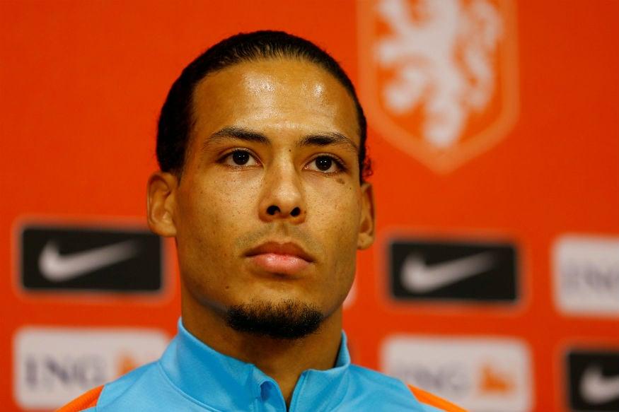 Virgil Van Dijk Named Netherlands Captain Ahead of England Friendly