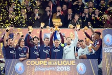 Neymar Less PSG See Off Monaco to Seal Fifth Straight League Cup