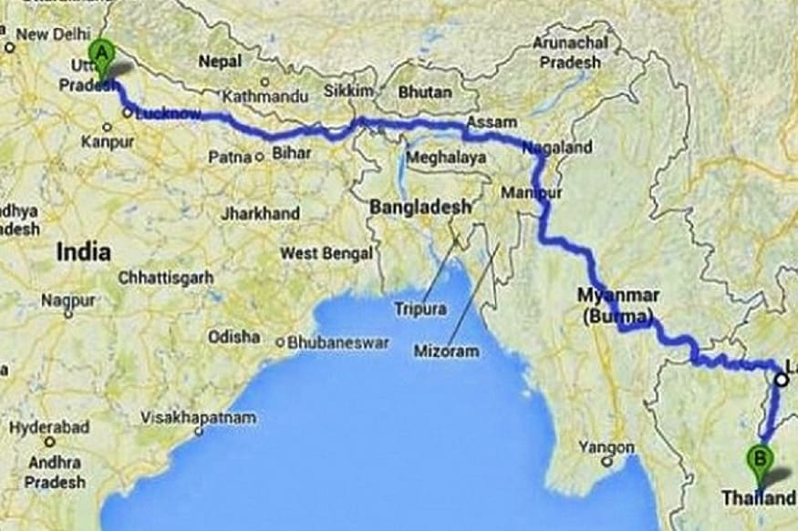 Nhai inks pact for maiden rs 1177 crore india myanmar thailand nhai inks pact for maiden rs 1177 crore india myanmar thailand trilateral highway international project news18 gumiabroncs Image collections