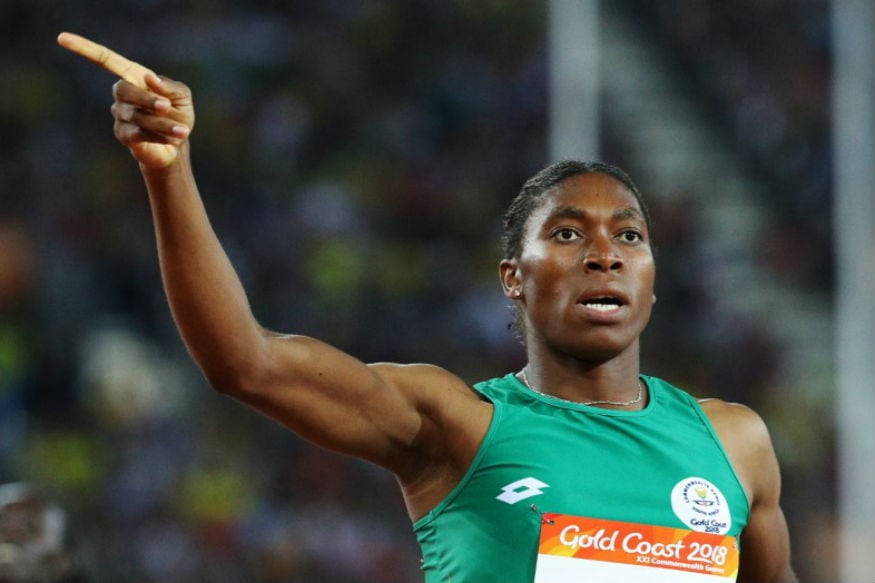 Image result for Caster Semenya Takes Gender Rule Challenge to Sports Court