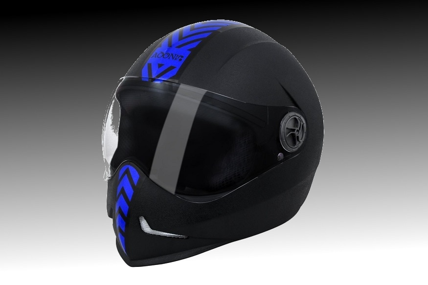 Steelbird 173608 Adonis Full Face Helmet.