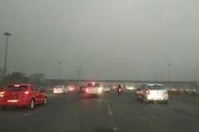 24 Flights Diverted, Many Delayed as Rain, Dust Storm Hits Delhi-NCR