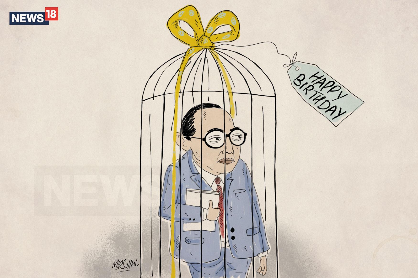 Dr-Ambedkar-cartoon1