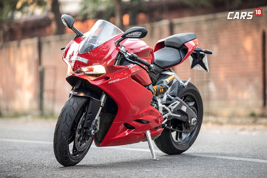 ducati 959 panigale review all the superbike you need news18. Black Bedroom Furniture Sets. Home Design Ideas