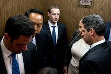 Facebook CEO Mark Zuckerberg Resists Effort by US Senators to Commit Him to Regulation