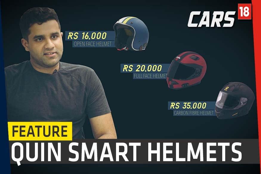 Watch:  Quin Smart Helmets | Feature