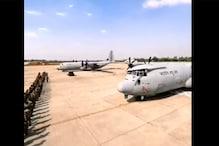 IAF Tested Capability to Handle Nuclear Warfare During Gagan Shakti War Exercise