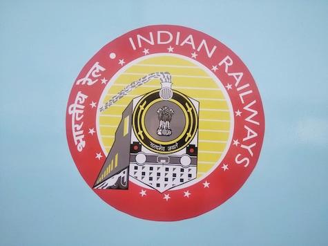 Logo of Indian railways. (Image: News18)