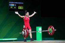 CWG 2018: Mirabai Chanu Delighted After Hard Work Produces Gold Medal