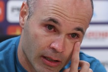 Everything Clouds Over And Goes Dark: Andres Iniesta on Depression at Barcelona