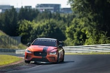 Jaguar XE SV Project 8 Fine-Tuning Almost Finished, to be Fastest Jaguar Ever