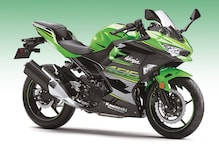 Kawasaki Ninja 400 Launched in India - Detailed Image Gallery
