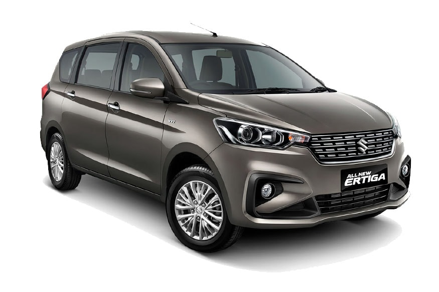 2018 Suzuki Ertiga. (Photo Courtesy: Suzuki Indonesia)