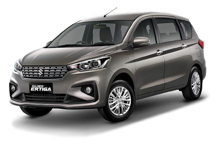 2018 Suzuki Ertiga Unveiled, Gets New Styling – Watch Video