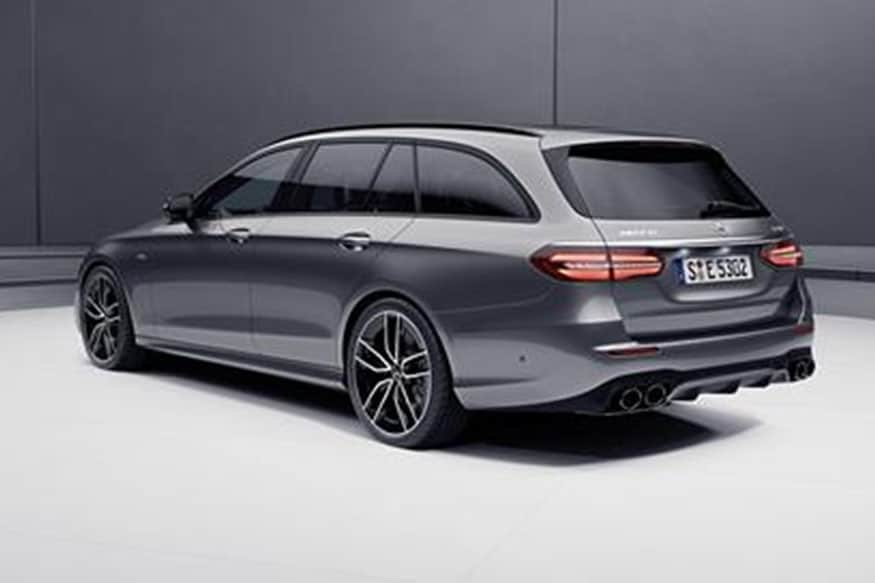 E53 AMG joins enhanced E-Class sedan range