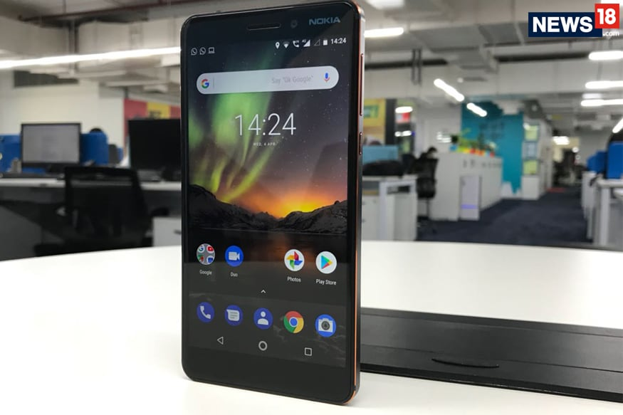 Nokia 6 (2018) First Impressions Review: An Outstanding