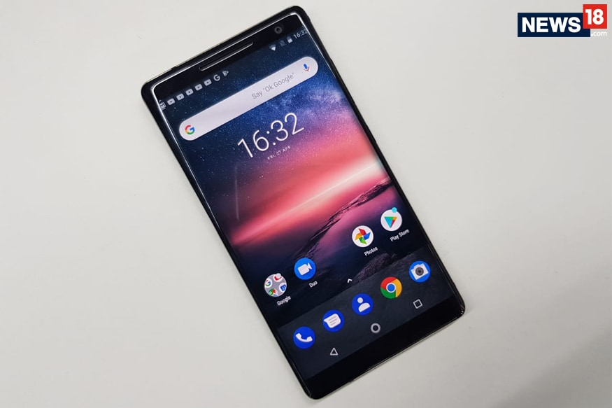 Nokia 8 Sirocco Review: The Steel Frame Stock Android Flagship