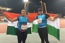 CWG 2018: Punia, Dhillon Win Silver & Bronze in Discus Throw