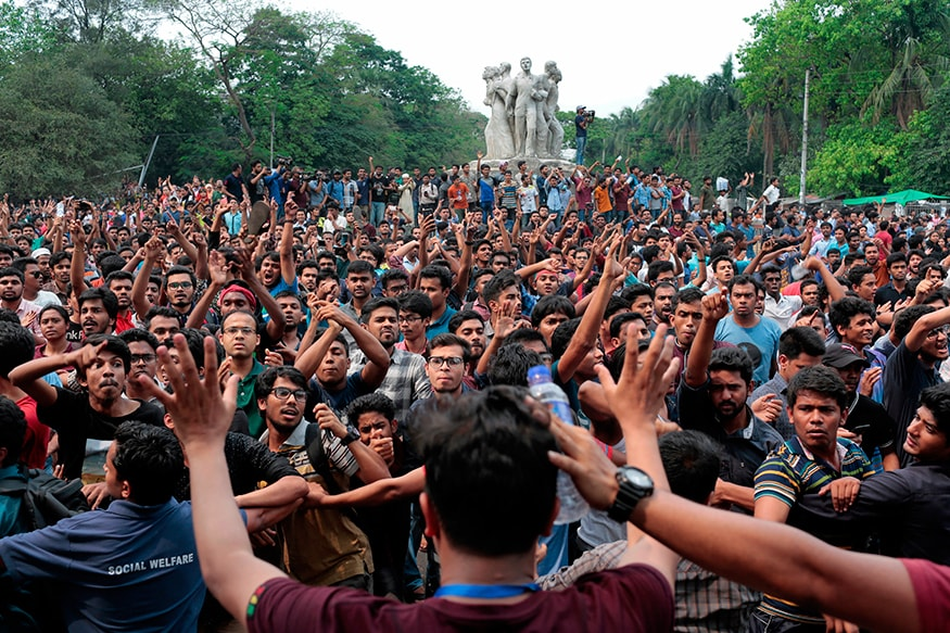 Bangladesh Ends Reservation in Govt Jobs as PM Hasina Gives in to Protesting Students