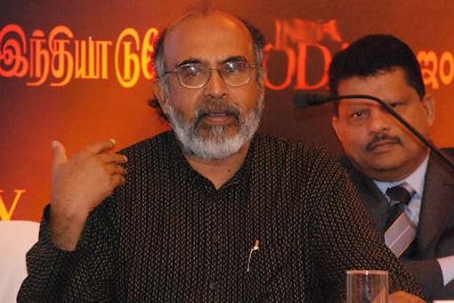 File photo of Kerala Finance Minister Thomas Isaac.