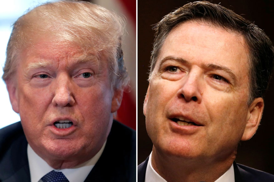 Trump Calls James Comey a 'Slimeball' and 'Worst FBI Director' in Flurry of Furious Tweets