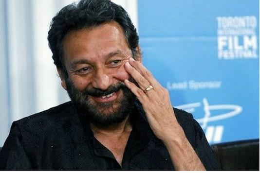 A file photo of filmmaker Shekhar Kapur.