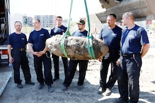German Police Defuse World War II Bomb After Evacuating Central Berlin