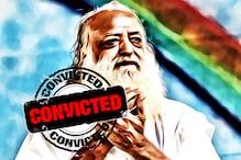 Asaram Case Verdict LIVE Updates: 'Godman' Gets Life in Jail for Raping Teen at Jodhpur Ashram