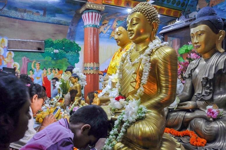 Buddha Purnima 2019: Buddha's Birthday Celebrations Around the World