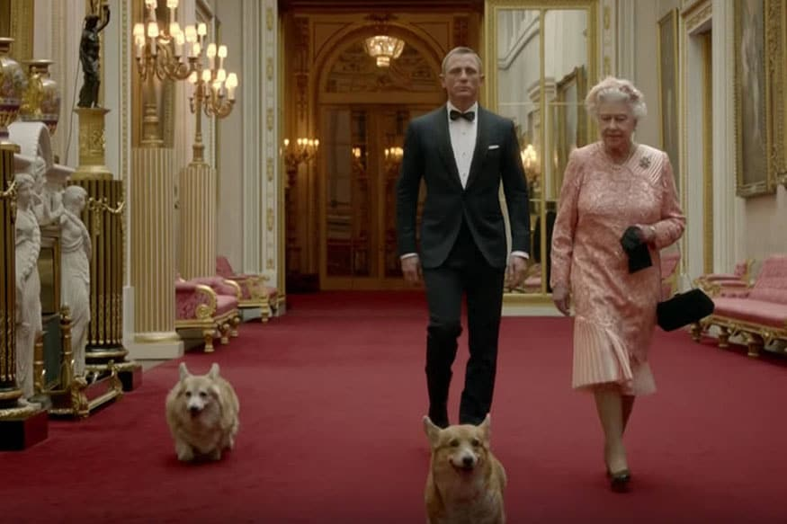 Queen Elizabeth's Last Royal Corgi and 'James Bond' Star Willow Has Died